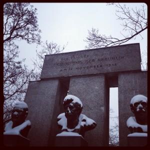 Geschichte - Denkmal Errichtung Republik